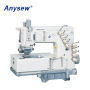 AS1503PTF Flat bed multi-needles sewing machine multi needle quilting machine lap seaming machine