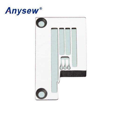 Anysew Sewing Machine Needle Plate 257031B56
