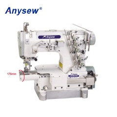 AS264-01CB Small cylinder bed covering stitch sewing machine