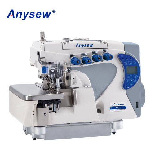 AF5-4D/EP Direct-drive 4 Thread Industrial Overlock Sewing Machine For Sale