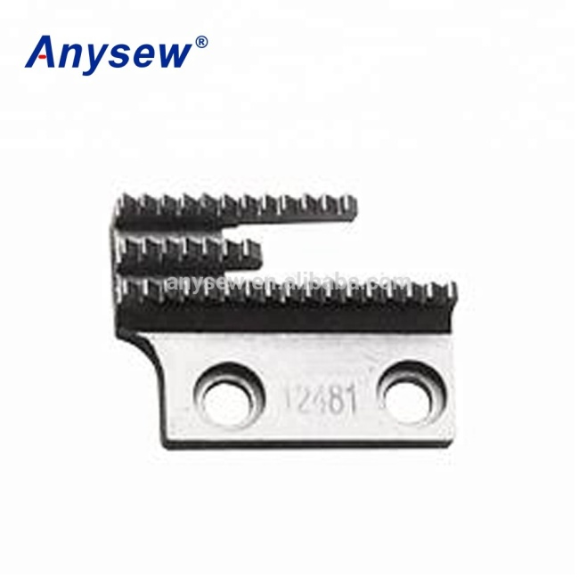 Anysew Sewing Machine Feed Dog 12481