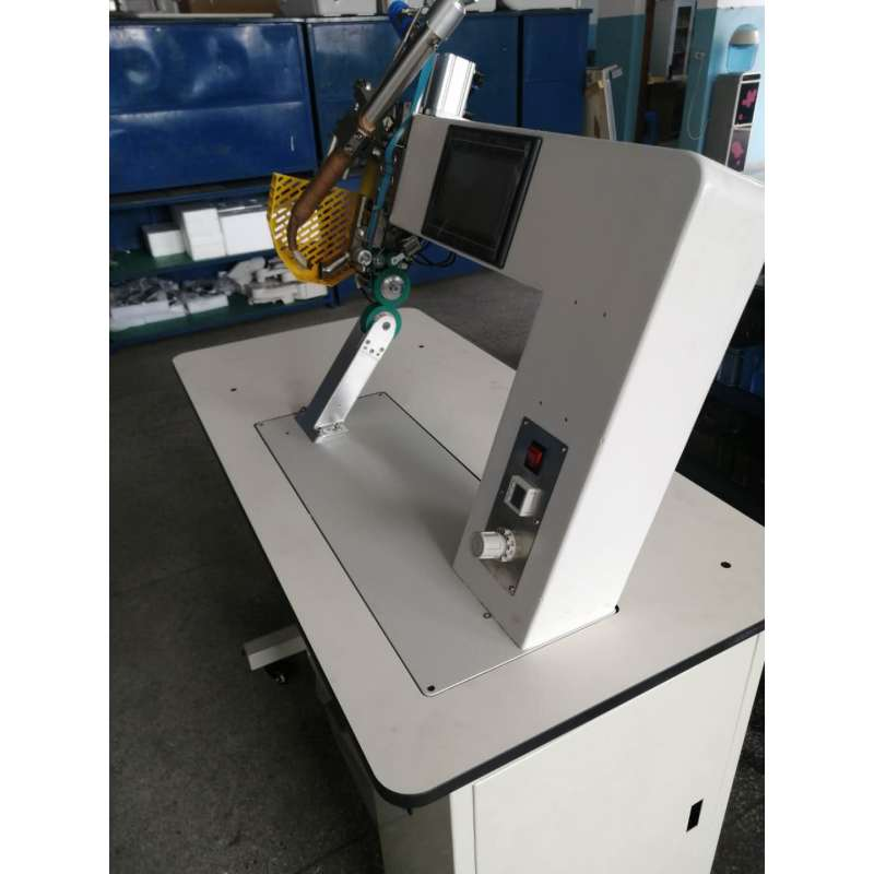 AS-923T Hot Air Seam Sealing Machine For Protection Suit