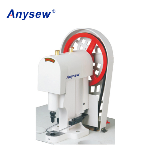 AS808 Automatic Snap Button Attaching Machine
