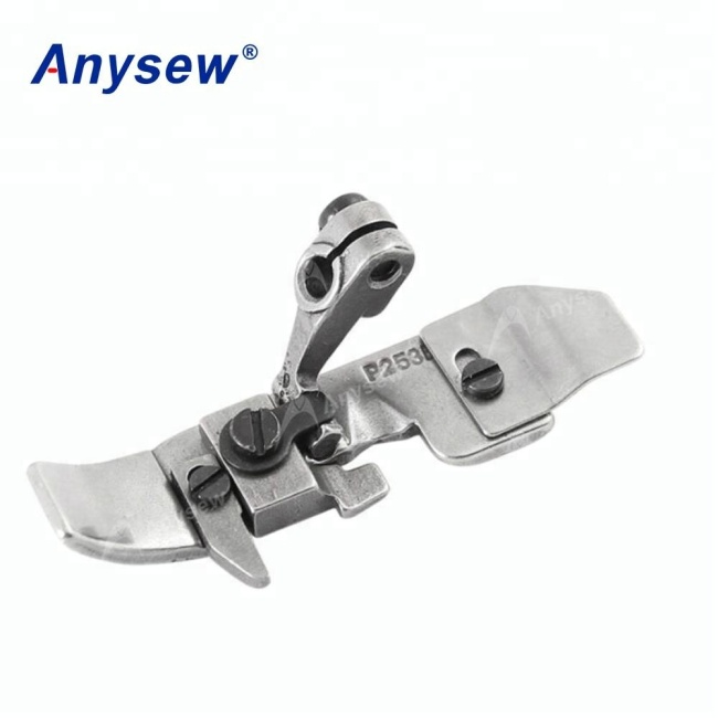 Anysew Sewing Machine Parts Presser Foot 5 Thread Foot