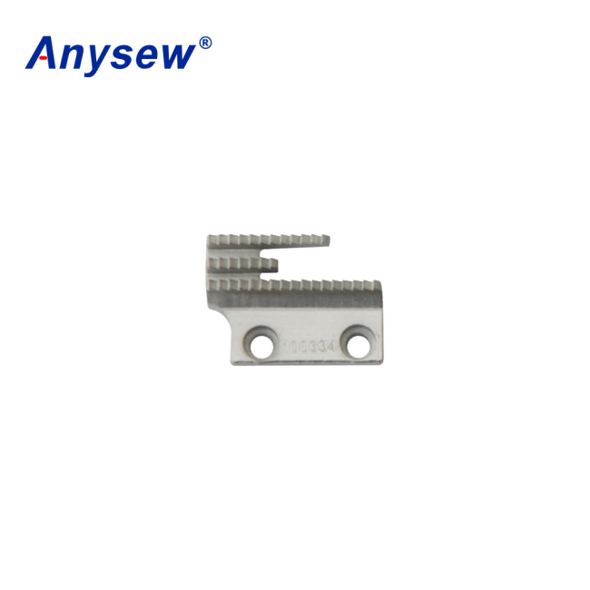 Anysew Sewing Machine Parts Feed Dog 100334