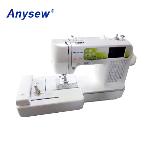 AS-E950 Domestic Computerized Embroidery And Sewing Machine