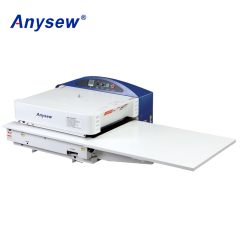 AS-450MS Top Quality Fusing Machine Fabric Fusing Machine Industrial Fusing Machine