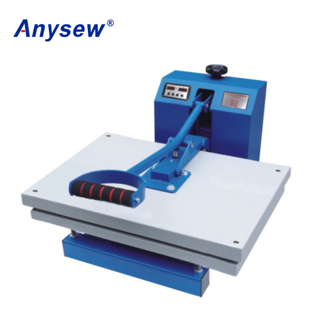 AS-38 Handle Heat Transfer Machine T-shirt Heat Press Machine Heat Transfer Printing Machine