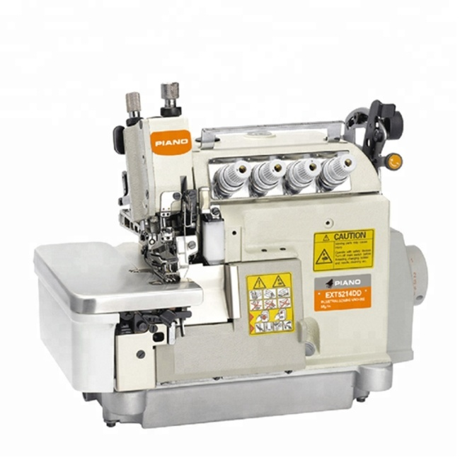 EXT5214DD ultra high speed walking foot pegasus type industrial overlock sewing machine
