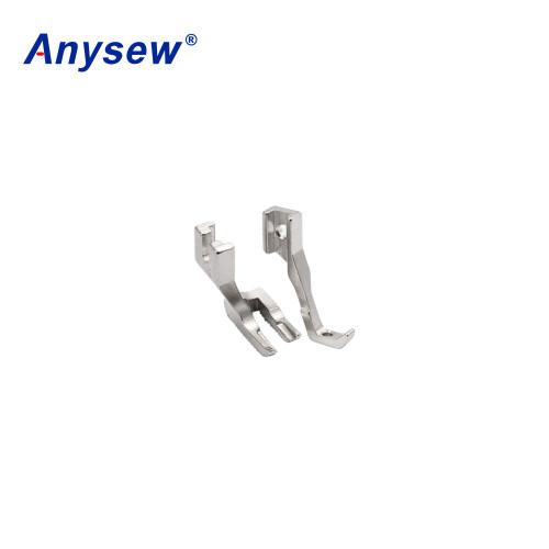 Anysew Sewing Machine Parts Presser Foot U192+U193