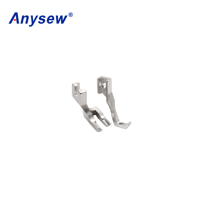 Anysew Sewing Machine Parts Presser Foot U192+U193