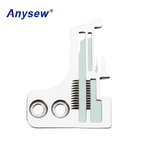 Anysew Sewing Machine Needle Plate 202702