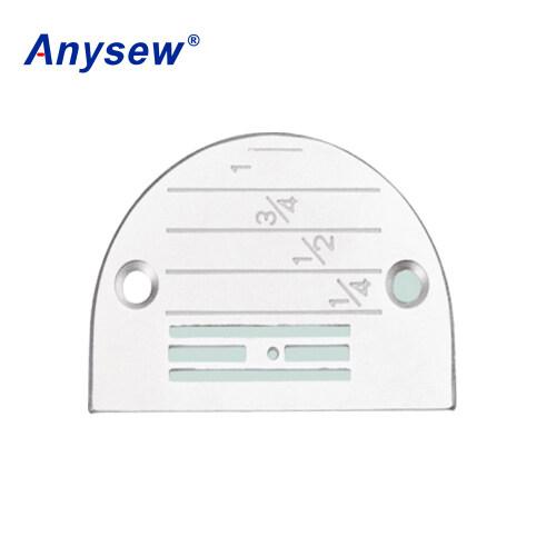 Anysew Sewing Machine Needle Plate E12-E33