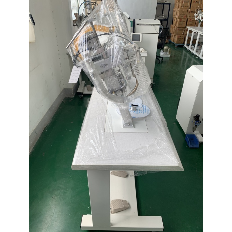 AS-A2 Hot Air Seam Sealing Machine For Protection Suit