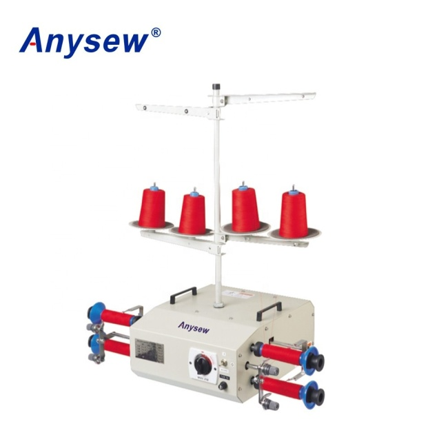 AS-40C Thread Distributor machine for embroidery thread