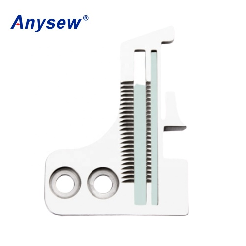 Anysew Sewing Machine Needle Plate 202617 3MM