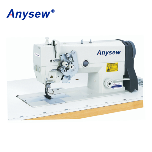 AS845/842 Double needle sewing machine lockstitch sewing machine