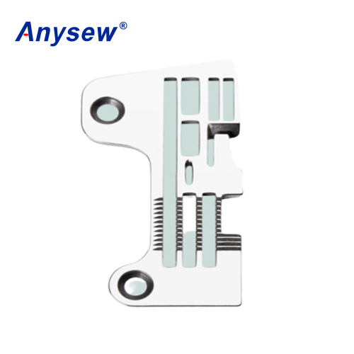Anysew Sewing Machine Needle Plate 146501-001