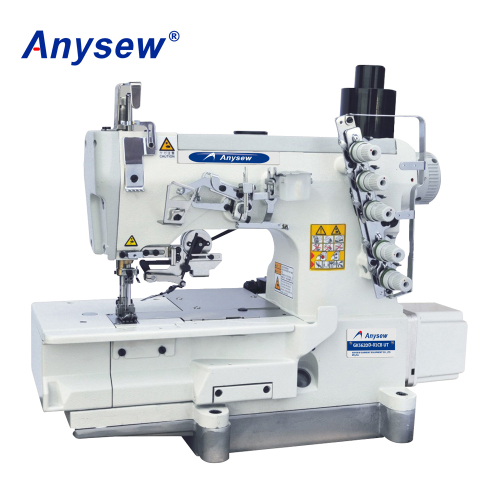 AS562-01CB/UT Auto Flat Lock Sewing Machine T-shirt Sewing Machine Interlock Sewing Machine