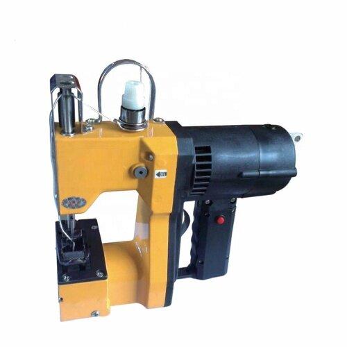 GK9-801protable nylon bag sealing machine for rice coffee and flour bag