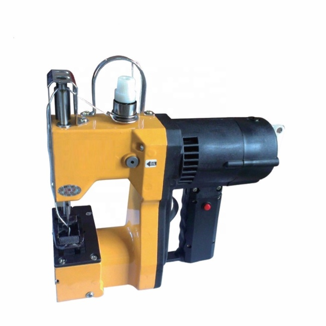 GK9-801protable nylon bag sealing machine for rice coffee and flour bag