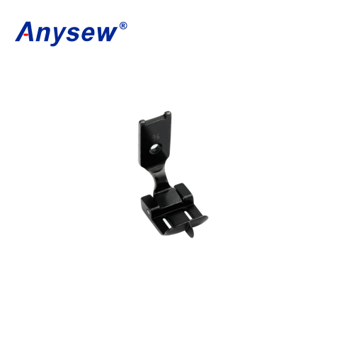 Anysew Sewing Machine Parts Presser Foot Double needle