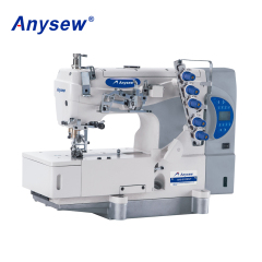 AH5-01CB/UT Auto Flat Lock Machine Interlock Sewing Machine For T-shirts