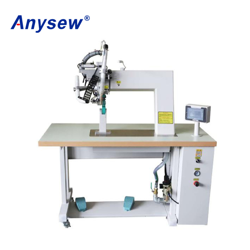 AS-924T Hot Air Seam Sealing Machine For Protection Suit