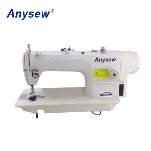 AS8700DD direct drive high speed lockstitch industrial sewing machine