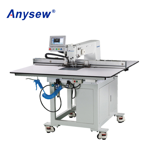 AS8100-8045 Automatic Oil-Free Process Template Machine Cutting Template Machine