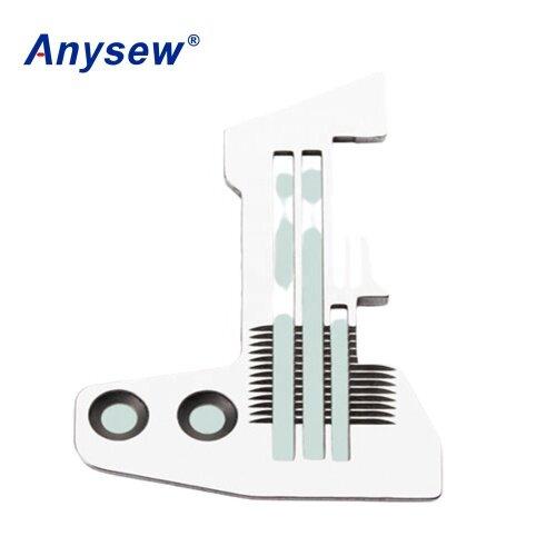 Anysew Sewing Machine Needle Plate 210804