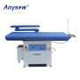 TDZG-8212B Electric Heating Air Suction Ironing Table Clothes Ironing Table With Boiler