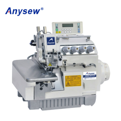 AS958-4DD Direct-drive 4 Thread Overlock Sewing Machine Industrial Sewing Machine Price