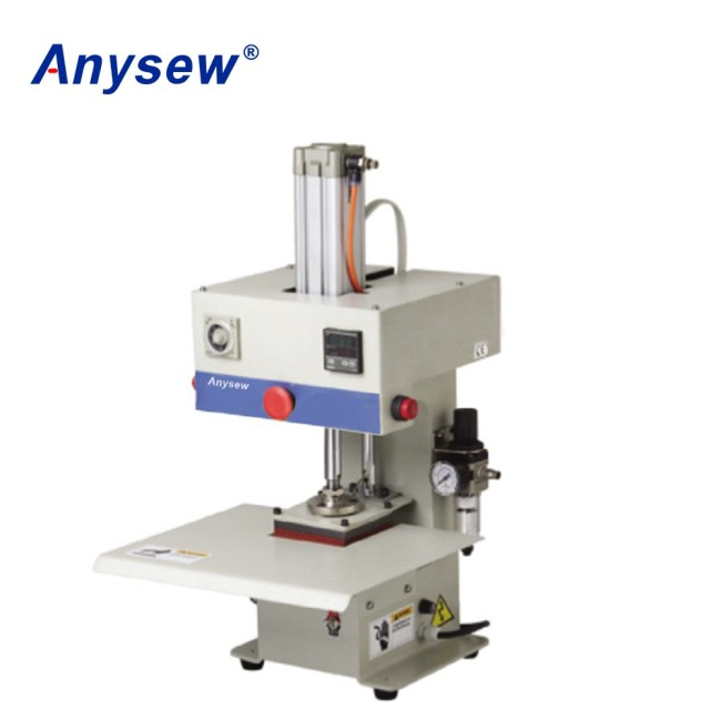 AS-10P High speed Pneumatic heat transfer press machine
