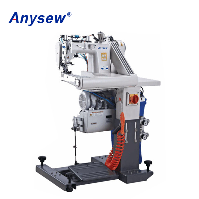 AS9588 High-speed Multifunction Feed-off-the-arm Industrial Sewing Machine Price