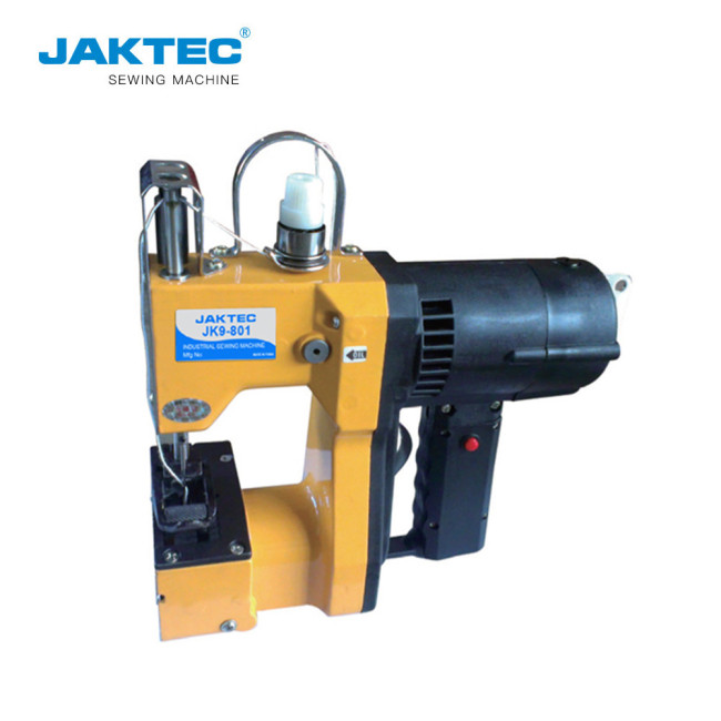 GK9-801 Portable bag closer machine