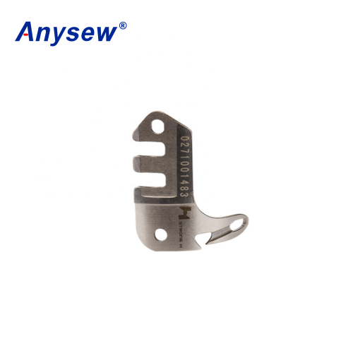 Anysew Sewing Machine Parts Knives 0271001483