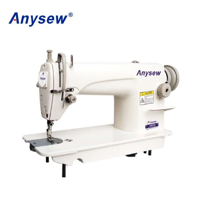 AS8700 High speed lockstitch industrial sewing machine