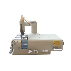 good price SK801 leather skiver leather skiving machine