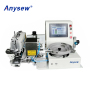 AS373DD+XD988 Automatic Feed Button Attaching Machine