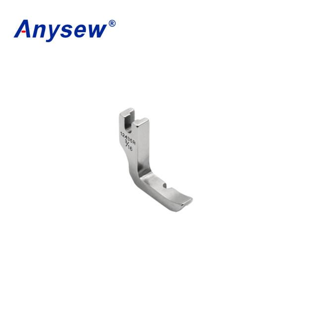 Anysew Sewing Machine Parts Presser Foot 12435R