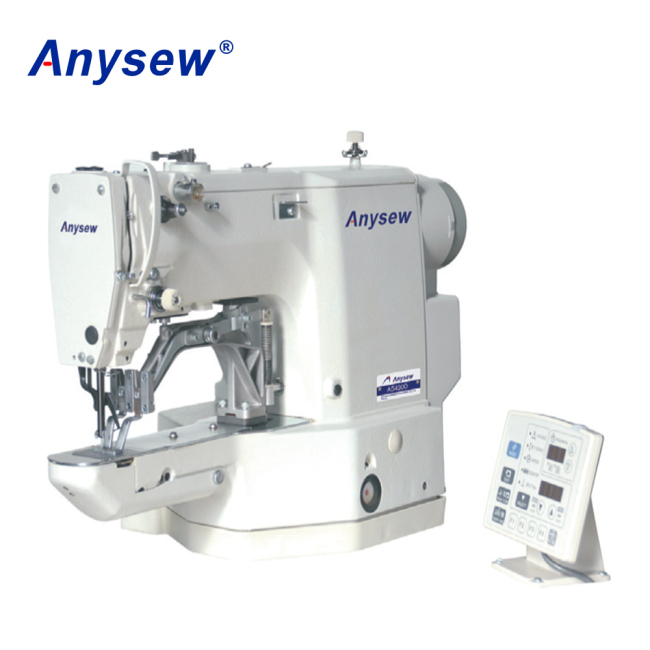 AS430D Direct Drive Electronic Bartack Sewing Machine Bar Tacker Machine