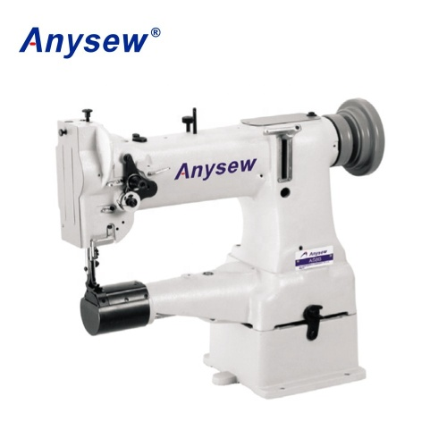 AS8B Cylinder bed compound feed sewing machine