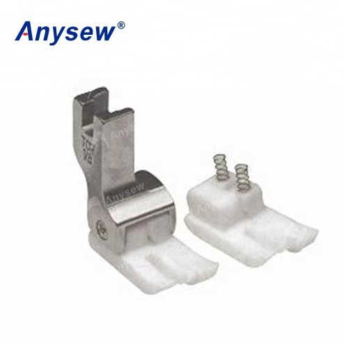 Anysew Sewing Machine Parts Presser Foot TCR 1/32E