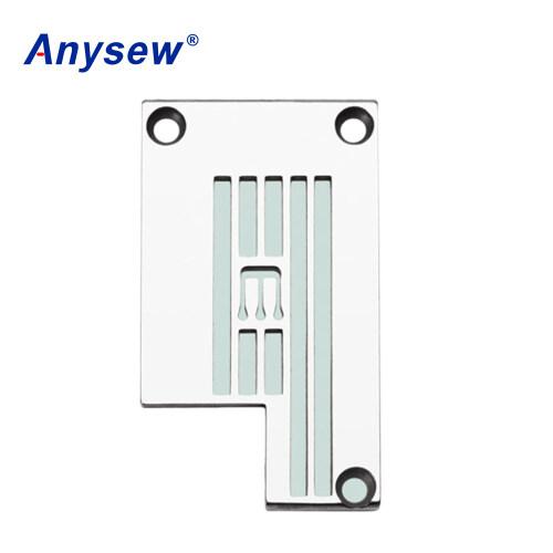 Anysew Sewing Machine Needle Plate 14-812