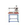 AS-OP38 Double Station Pneumatic Heat Transfer Machine Heat Press Machine