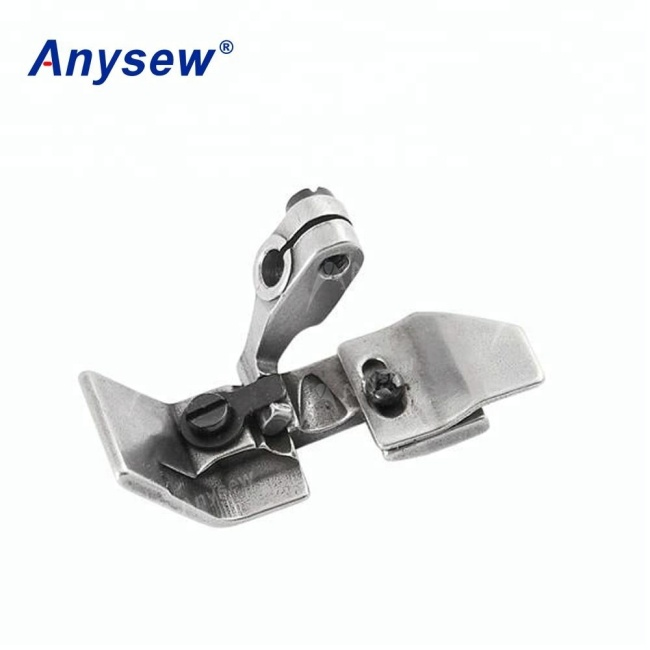 Anysew Sewing Machine Parts Presser Foot 4 THREAD Presser Foot