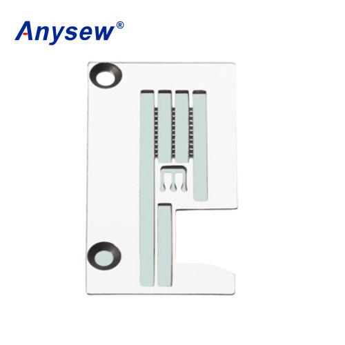 Anysew Sewing Machine Needle Plate 257053B56