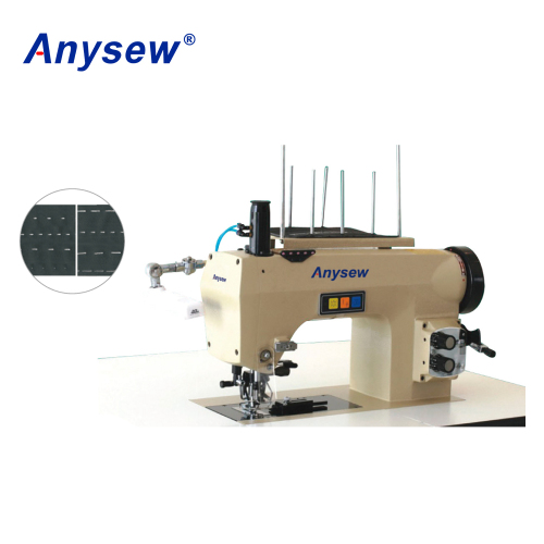 AS-H781 Computerized digital control hand stitch sewing machine for suit