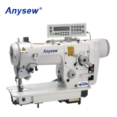AS2284D Direct Drive High Speed Zigzag Sewing Machine Industrial Sewing Machine